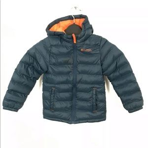 Mountain Warehouse Puffer Coat Hooded Jacket